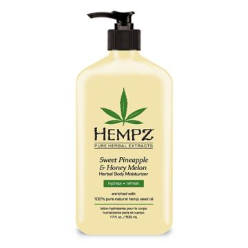 Target Hempz Herbal Sweet Pineapple And Honey Melon Body Moisturize