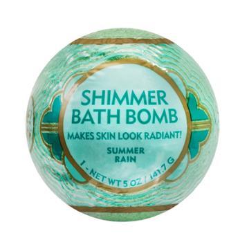 Me! Bath Summer Rain Shimmer Bath Bomb