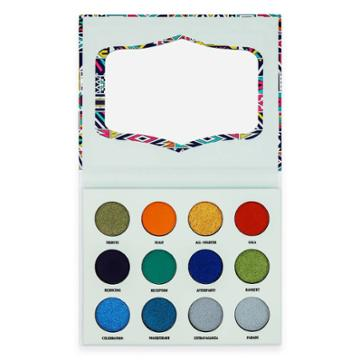 Cai Grand Fete Eyeshadow Palette Royal Collection