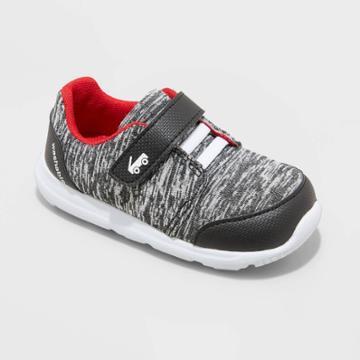 Toddler Boys' See Kai Run Basics Stryker Apparel Sneakers - Black