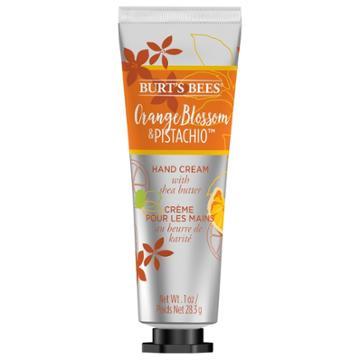 Burt's Bees Orange Blossom And Pistachio With Shea Butter Hand Cream