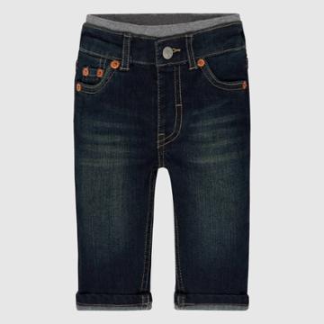 Levi's Baby Boys' Murphy Pull-on Pants - Dark Wash