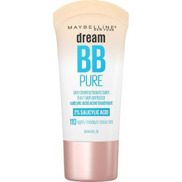 Maybelline Dream Pure Bb Cream - Light/medium