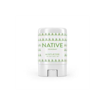 Native Mistletoe Holiday Mini Deodorant
