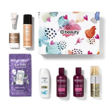 Target Beauty Box - February Beauty,