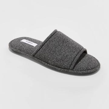 Men's Lonzo Slide Slippers - Goodfellow & Co Gray S, Men's,