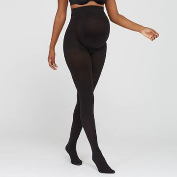 Assets By Spanx Maternity Terrific Tights - Black