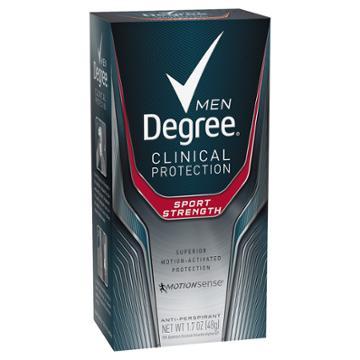 Degree Men Clinical Sport Strength Antiperspirant & Deodorant
