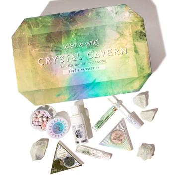 Wet N Wild Crystal Cavern Jade Box