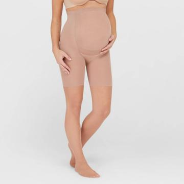 Assets By Spanx Maternity Perfect Pantyhose - Nude