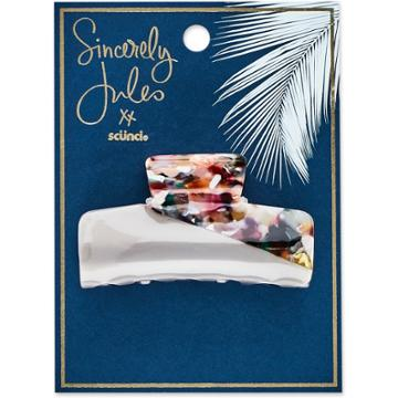 Sincerely Jules By Scunci Sincerely Jules By Scnci Jaw Clip,