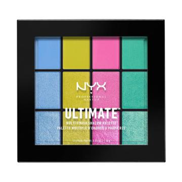 Nyx Professional Makeup Ultimate Shadow Palette Electric