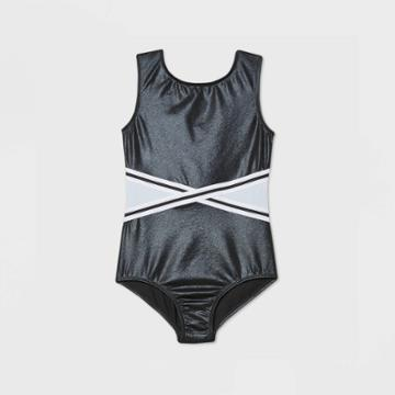 More Than Magic Girls' Gymnastics Leotard - More Than