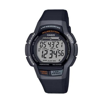 Men's Casio Digital Sports Watch - Black,