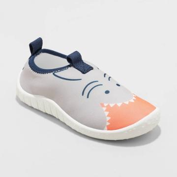Toddler Boys' Benny Slip-on Apparel Water Shoes - Cat & Jack Gray