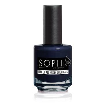 Sophi By Piggy Paint Non-toxic Nail Polish - You Drive Me Navy