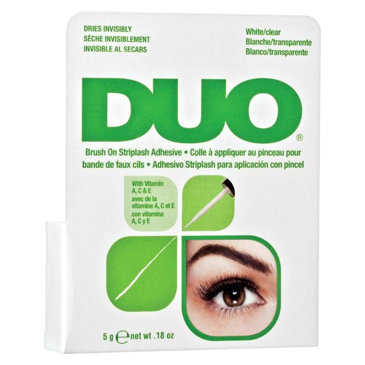 Target Duo Adhesive Lash Adhesive Brush On Clear