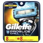 Gillette Proglide Chill Men's Razor Blade Refills
