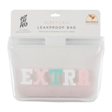 Ruby+cash Extra Leakproof Bag - Tsa Approved