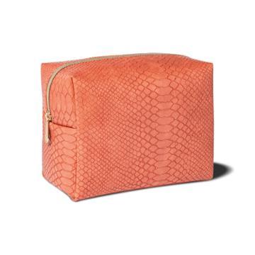 Sonia Kashuk Loaf Bag - Cinnamon Faux