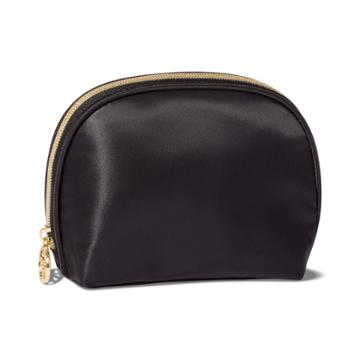 Sonia Kashuk Round Top Makeup Bag - Black