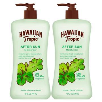 Hawaiian Tropic Lime Coolada After Sun Treatment
