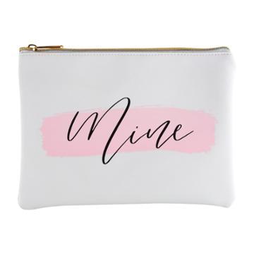 Ruby+cash Zip Cosmetic Bag -