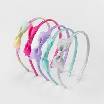 Toddler Girls' 5pk Bow Headband - Cat & Jack