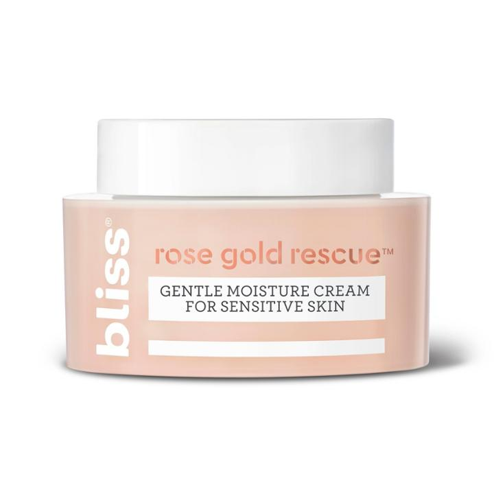 Bliss Rose Gold Rescue Soothing Facial Cleanser