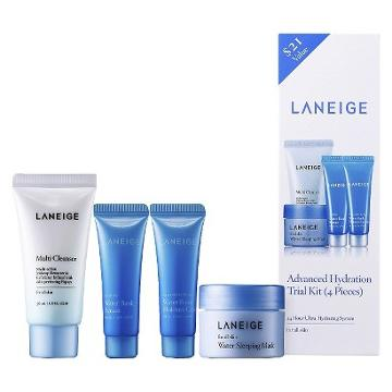 Laneige Advanced Hydration Trial Kit