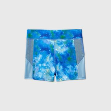 More Than Magic Girls' Galaxy Gymnastics Shorts - More Than