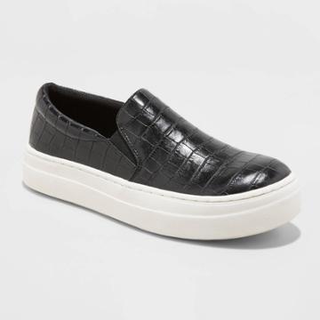 Women's Bibi Sneakers - A New Day Black
