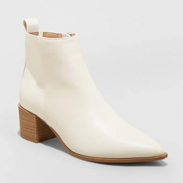 Women's Kennedy Ankle Boots - Universal Thread Bone