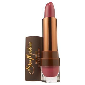 Sheamoisture Shea Butter Luscious Lipstick - Berry - .13 Oz, Berry Berry