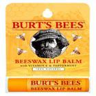 Burt's Bees Beeswax Lip Balm - Peppermint