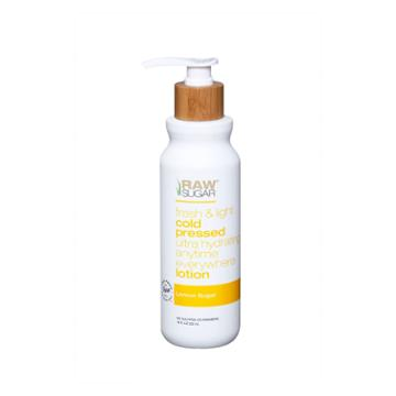 Raw Sugar Lemon Sugar Body Lotion
