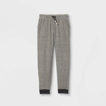 Boys' Lightweight Thermal Jogger Pants - Cat & Jack Charcoal Heather