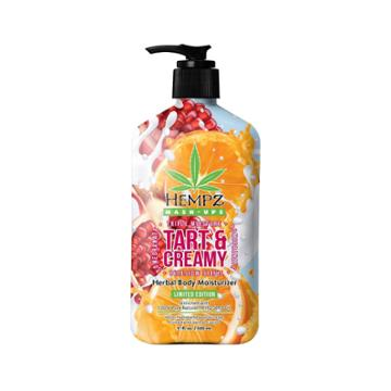 Hempz Limited Edition Tart And Creamy Herbal Body Moisturizer