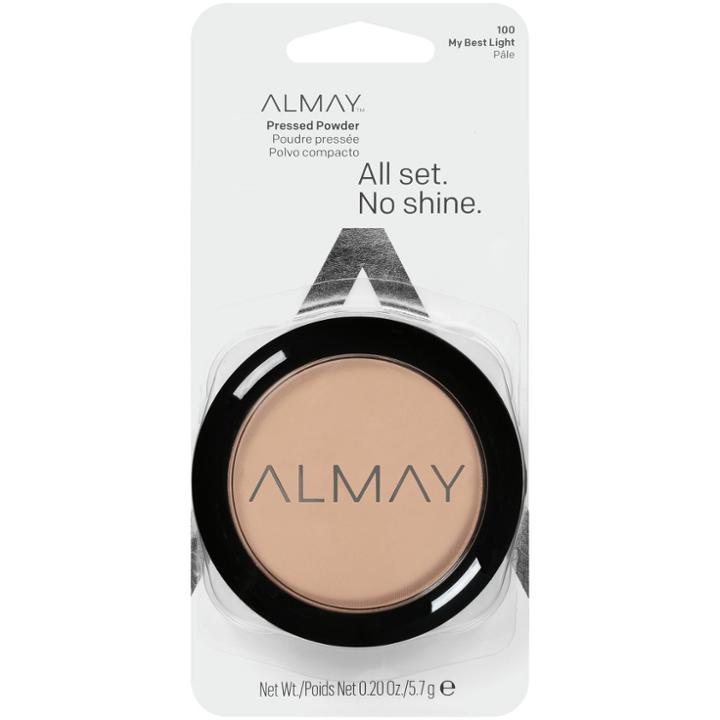 Almay Pressed Powder 100 My Best