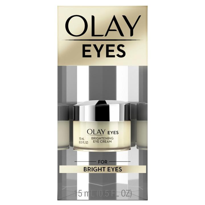 Olay Eyes Brightening Eye Cream For Dark Circles Facial Moisturizer