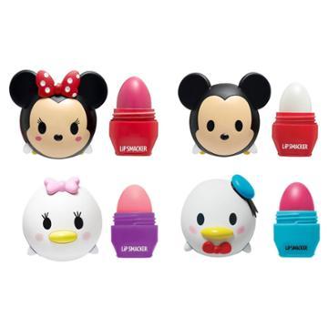 Lip Smacker Disney Tsum Tsum Lip Balm Mickey Minnie Donald And Daisy