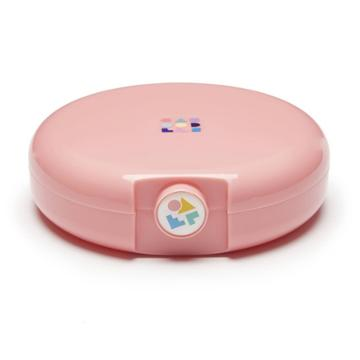 Caboodles Cosmic Compact Case - Soft Pink, Adult Unisex