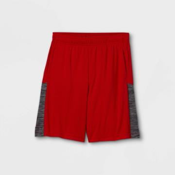 All In Motion Boys' Colorblock Mesh Shorts - All In