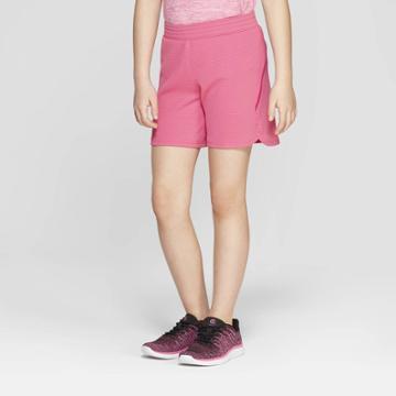 Girls' 5 Gym Shorts - C9 Champion Pink