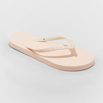 Shade & Shore Women's Brynn Glitter Flip Flop - Shade &