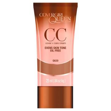Covergirl Queen Cc Cream - Classic Bronze