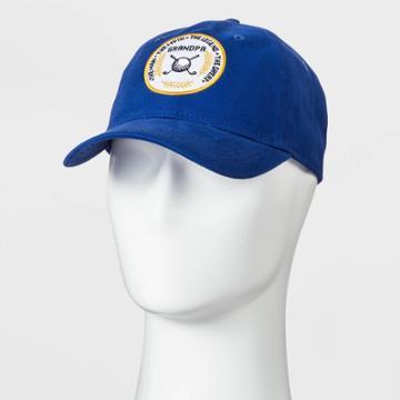 Men's Grandpa Baseball Hat - Goodfellow & Co Blue