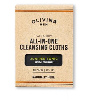 Target Olivina 10 Ct Facial Cleansers