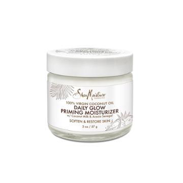 Sheamoisture 100% Virgin Coconut Oil Illuminating Moisturize & Primer