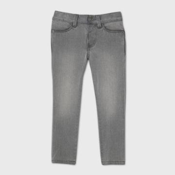 Toddler Girls' Skinny Jeans - Cat & Jack Gray